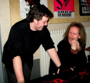 ALEX u Gerhard